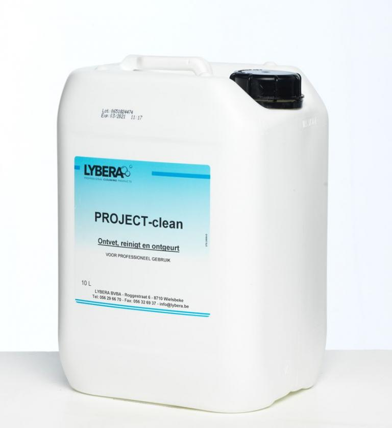 Project-clean